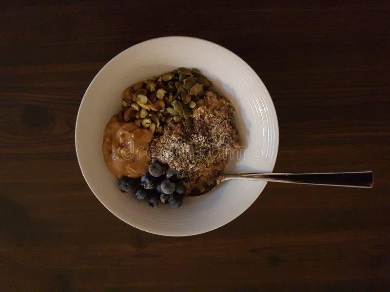 Nettes Frühstück stockbilder