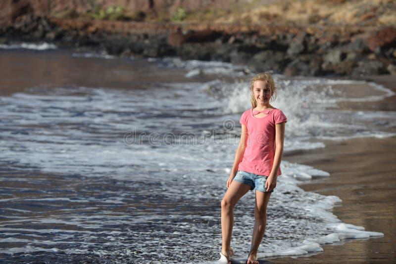 Nettes Mädchen lizenzfreie stockbilder
