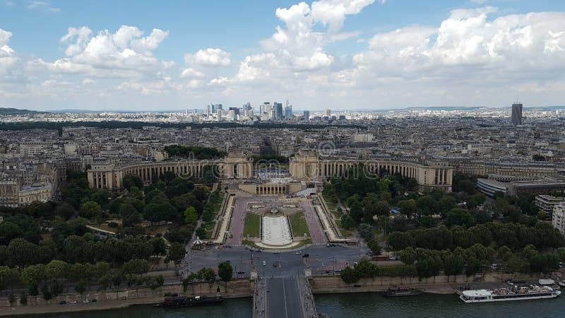 Nettes Paris stockfoto