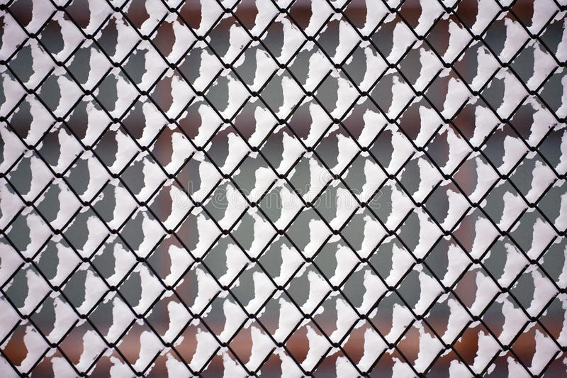 Download Netting pattern stock image. Image of every, snow, background - 16860619