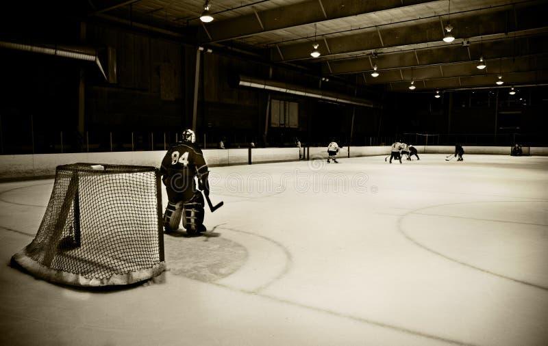 Netto hockey stock afbeeldingen