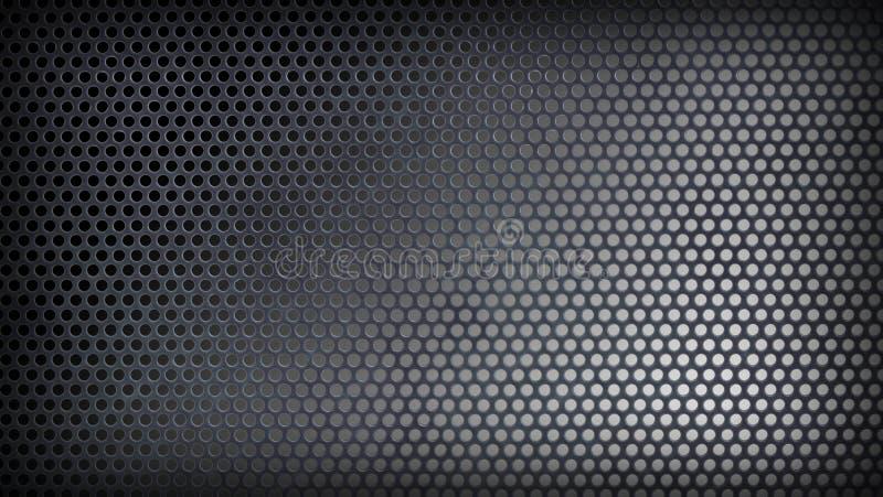 Netto metaal royalty-vrije stock afbeelding