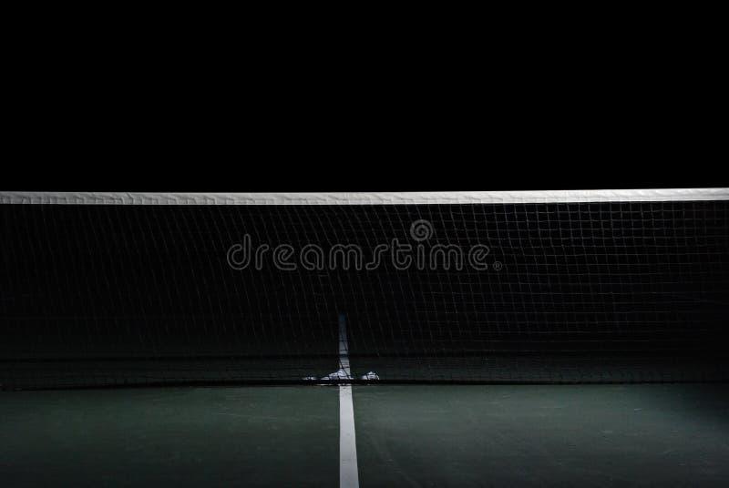 netto tenis zdjęcie royalty free