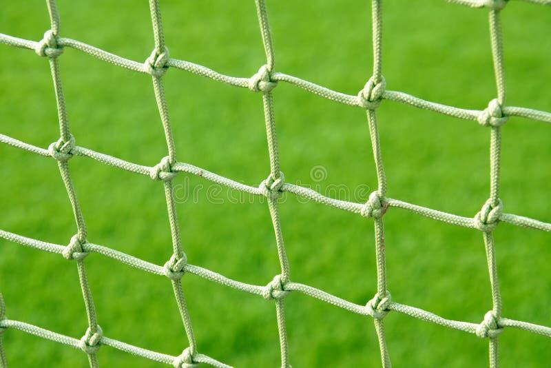 Netto voetbal royalty-vrije stock foto