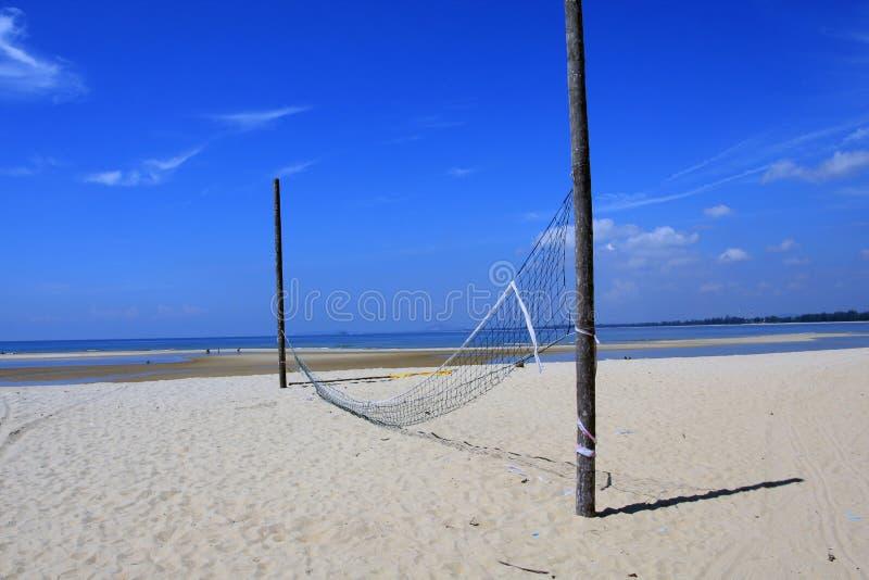 netto volleyboll fotografering för bildbyråer