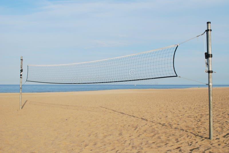netto volleyboll arkivfoton