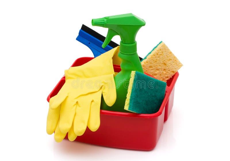 Nettoyage image libre de droits