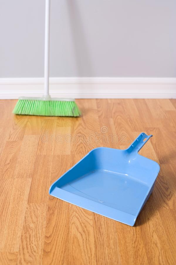 Spring Cleaning photo stock