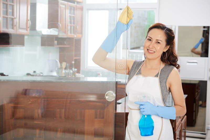 Nettoyage général images stock