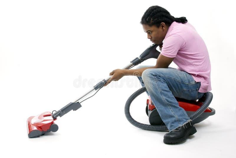 Nettoyage intense photo libre de droits