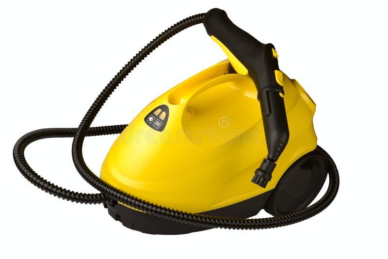 Nettoyeur de vapeur photo libre de droits