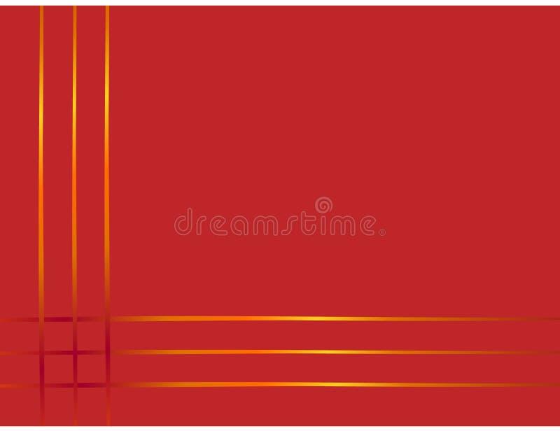 nettoyez le fond rouge photographie stock