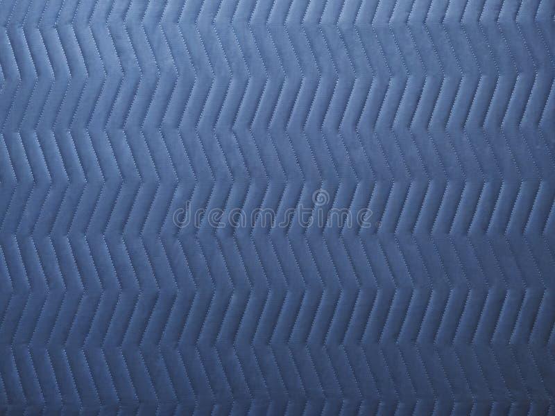 Nettoyez les lignes piquées d'angle sur la couverture mobile grise fraîche image libre de droits