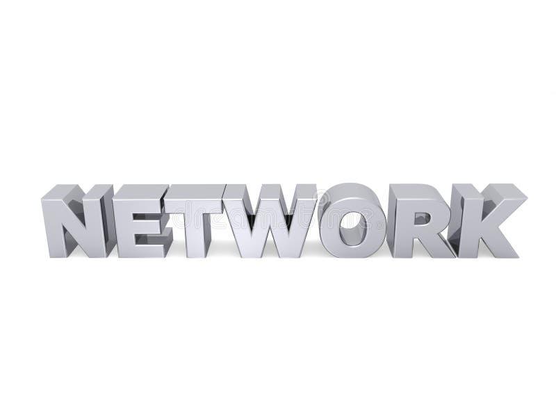 Download Network stock illustration. Image of text, work, letterpress - 10681586