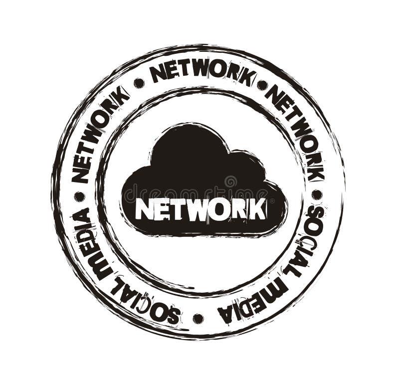 Download Network stock vector. Illustration of internet, database - 26542012