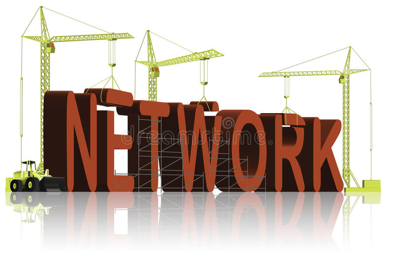 Network building networking business social net
