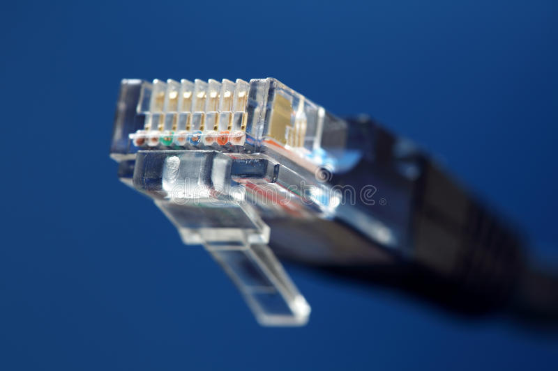 Download Network cable stock image. Image of connection, interconnect - 18837605