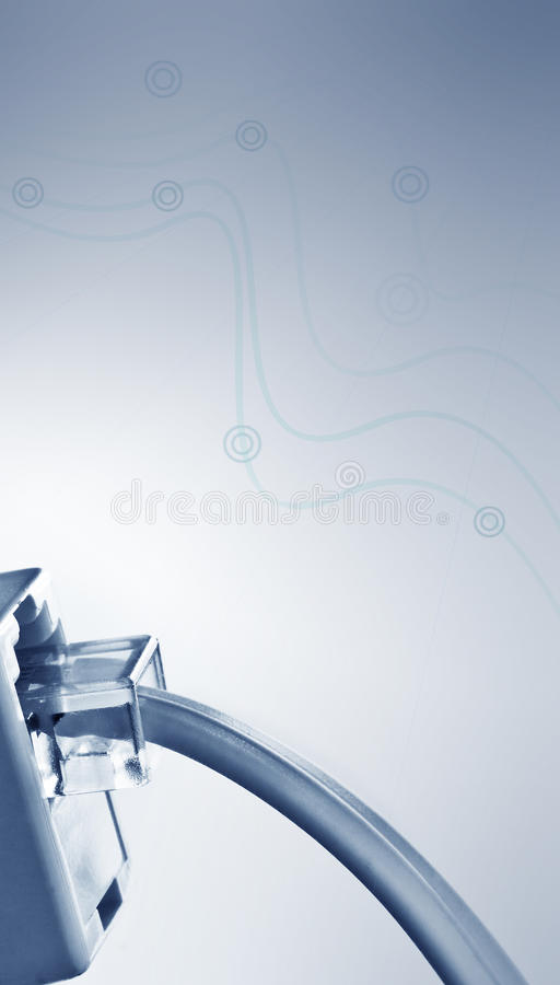 Download Network Cables Connectivity Stock Illustration - Image: 11518288
