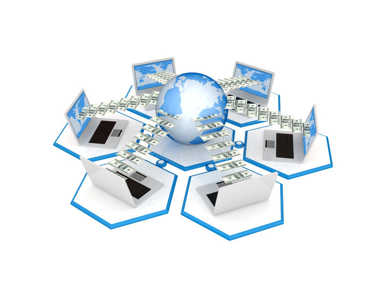 Download Network Concept. Stock Photos - Image: 21123183