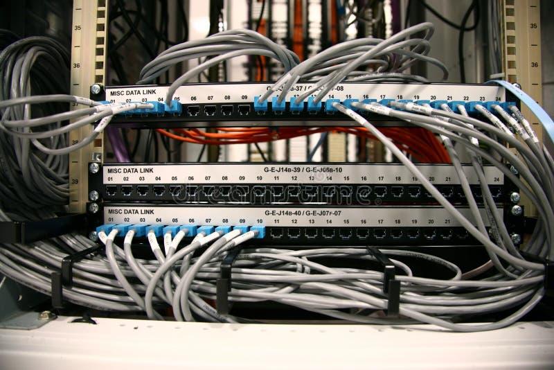 Network Connections lizenzfreie stockbilder