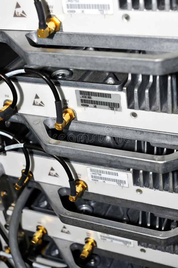 Download Network Equipment Stock Photography - Image: 5644312