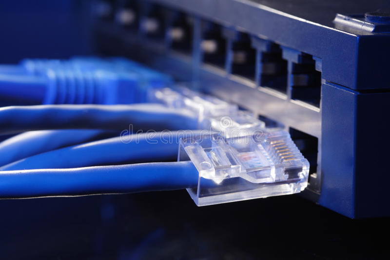 Download Network hub stock image. Image of connection, computer - 10510053