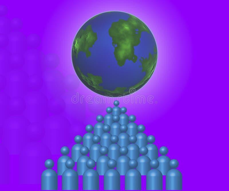 Network People vector illustration