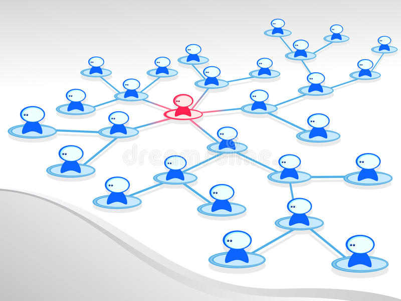 Network a people