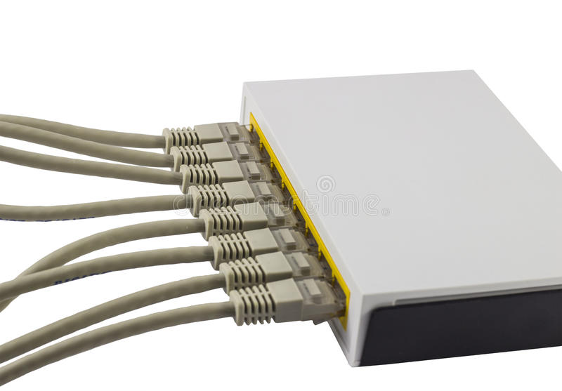 Network Router Stock Photography