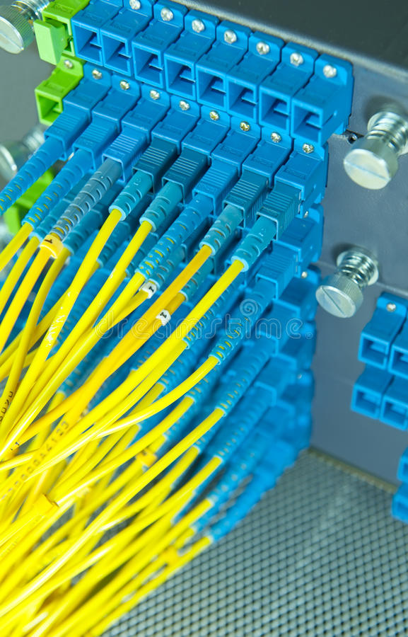 Download Network Server Room Routers Stock Image - Image: 26146245