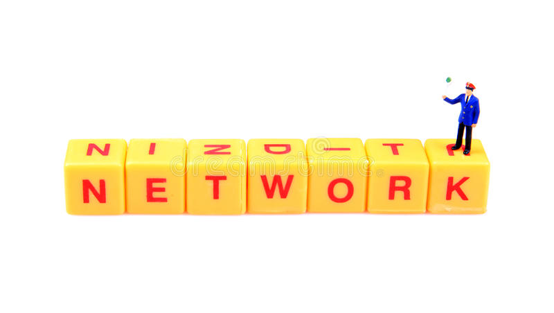 Download Network solutions stock image. Image of toys, official - 15727131