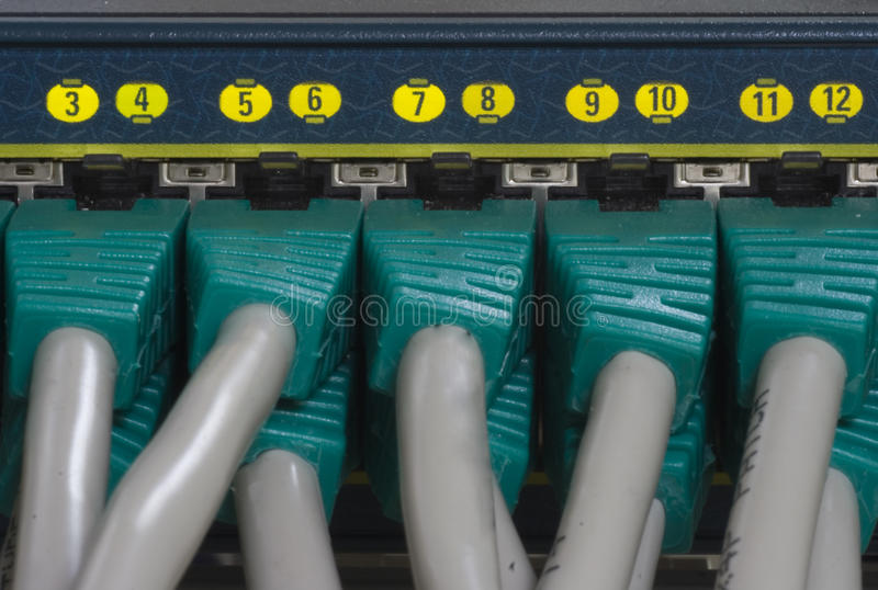 Download Network Switch stock photo. Image of hardware, datacenter - 10618220