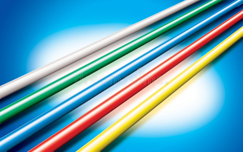 Networkcable Royalty Free Stock Images