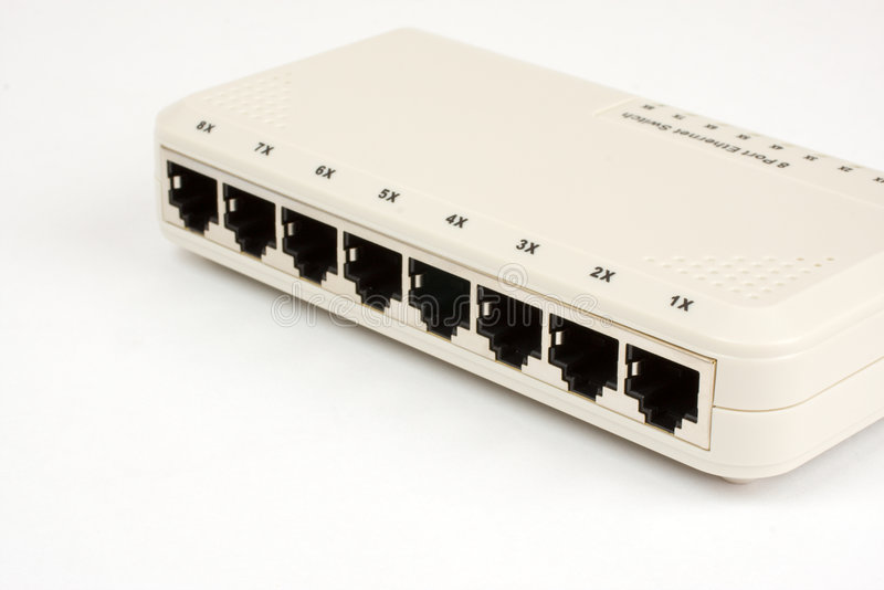 Networking Switch Stock Image Image Of Download Fast 8969577