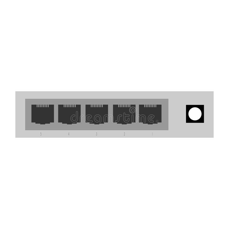 Networking Switch image to be used in web applications, m stock images