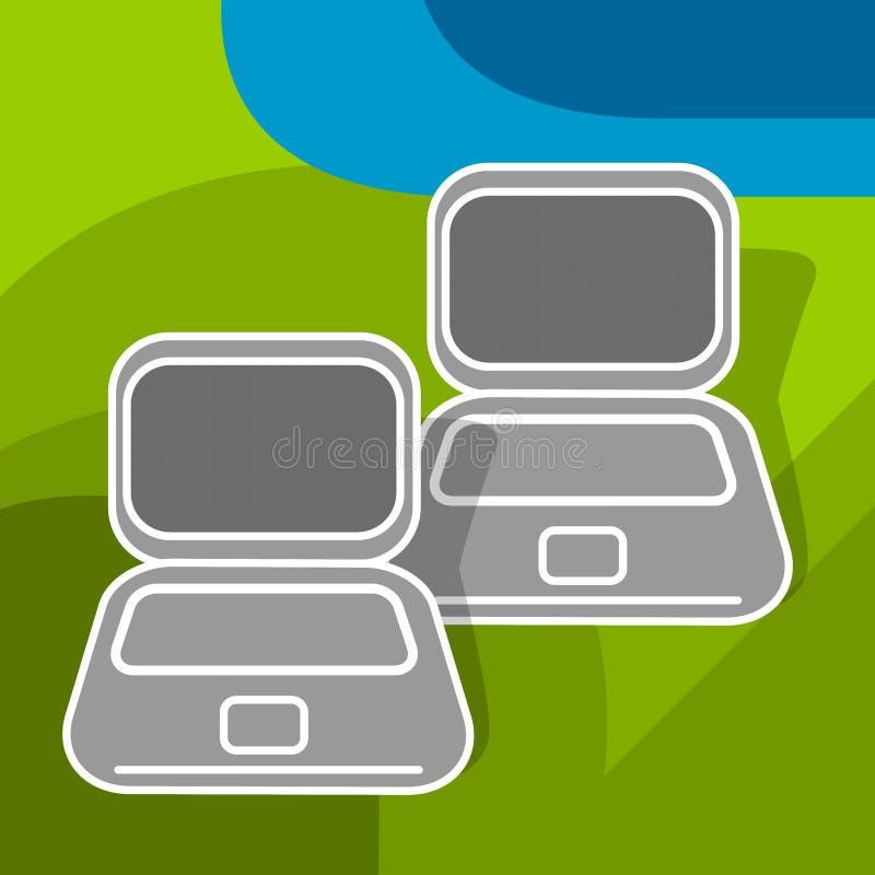 Networks vector illustration