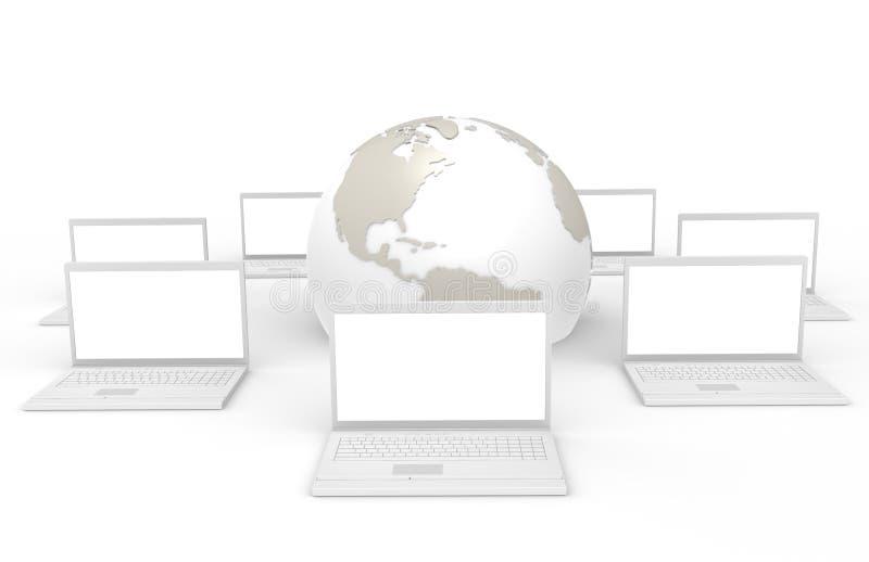 Netz lizenzfreie abbildung