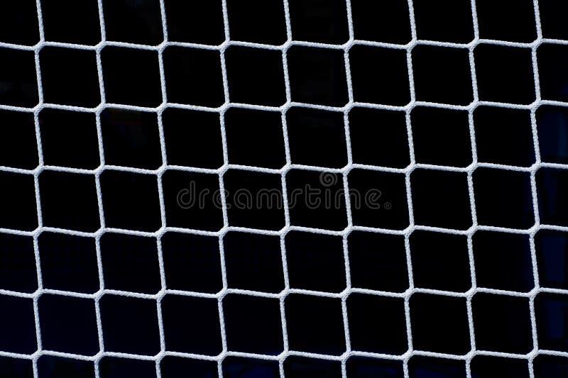 Netz auf Schwarzem lizenzfreies stockbild