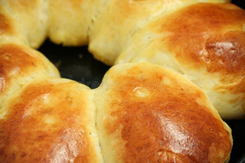 Neu-gebackene Torten stockfotos