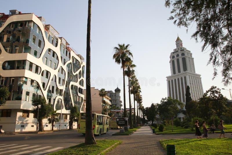 Neue architektur von batumi georgia redaktionelles stockfoto bild 21778253 - Neue architektur ...