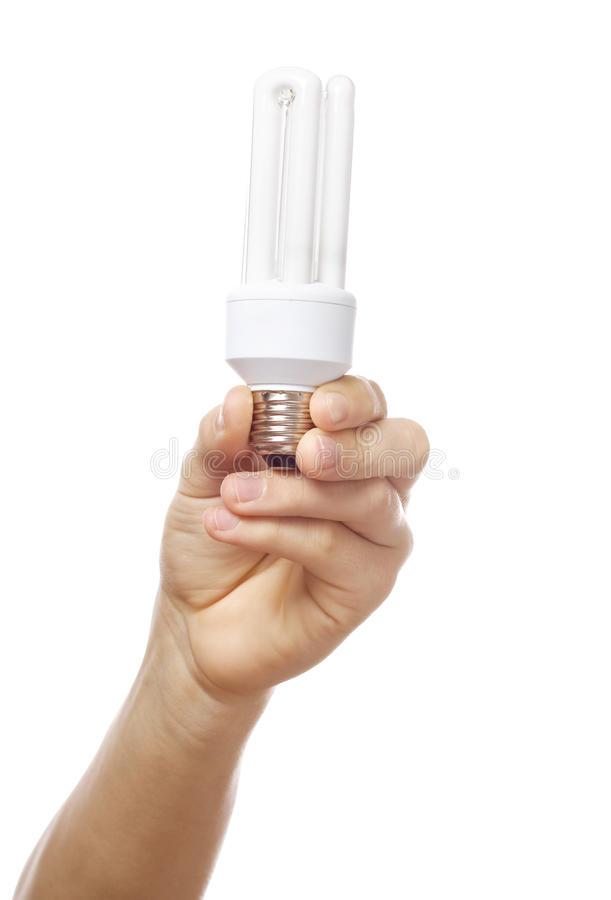 Neue Energie lizenzfreie stockfotos
