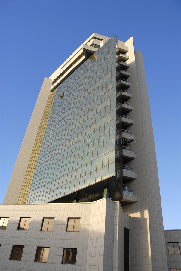 Neue Gebäude lizenzfreies stockfoto
