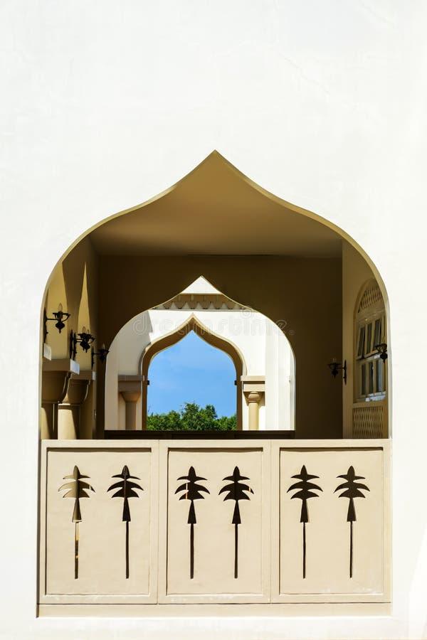 Neue großartige Moschee stockbilder