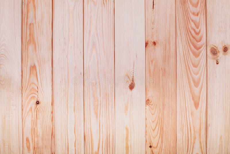 Neue neue Holzoberfläche mit heller Beschaffenheit stockfotografie