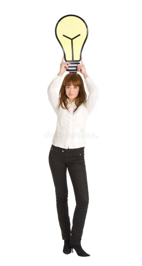 Neue Idee lizenzfreie stockfotografie