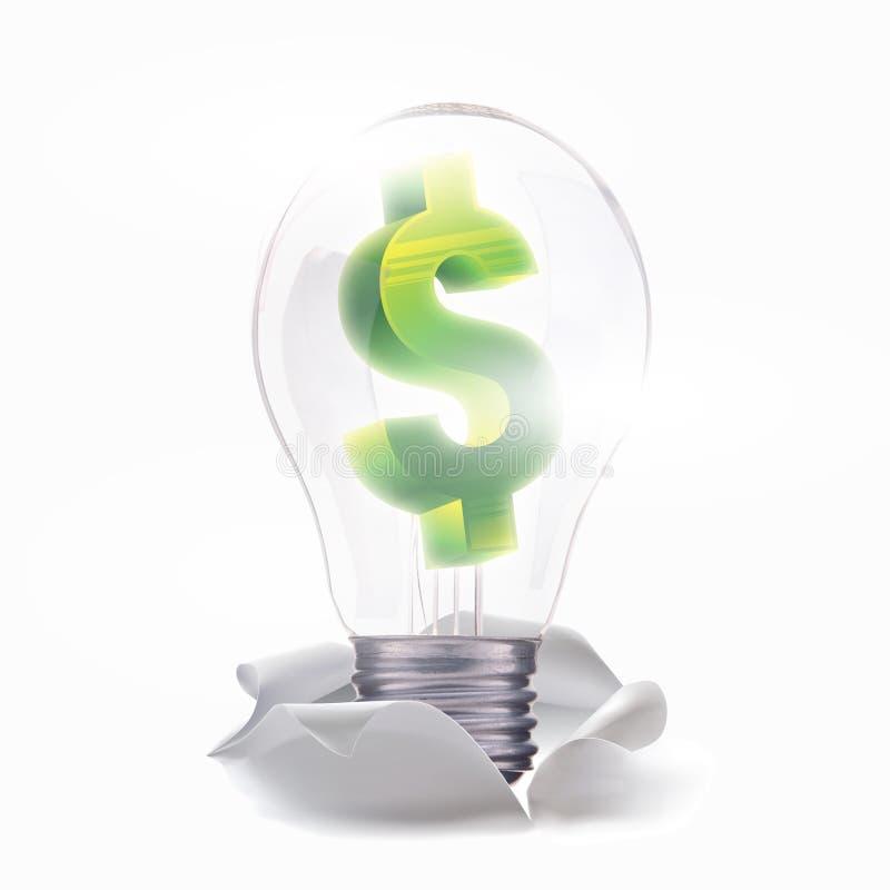 Neue Idee für Geschäftsfinanzierung lizenzfreie stockfotos