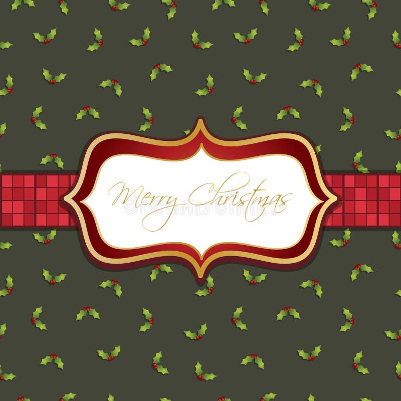 neue Ideen, das Haus zu verzieren dieses Weihnachten lizenzfreie abbildung