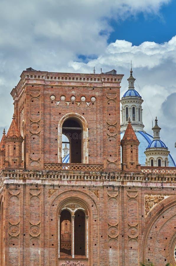 Neue Kathedralen-Spitze stockbilder