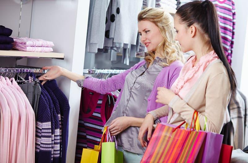 Neue Kleidungssammlung lizenzfreies stockfoto
