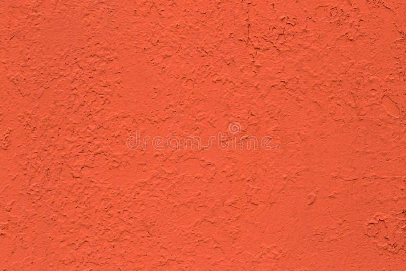 Neue Schicht glattes Orangenölfarbenplanum lizenzfreie stockbilder